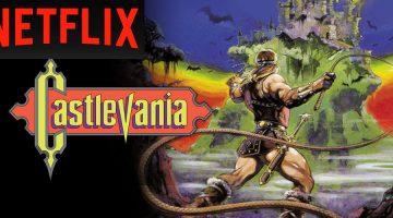 Castlevania – Netflix Serie kommt 2017